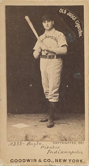 Card Album For 1887 1890 Old Judge N172